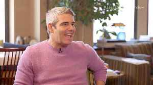 How Sarah Jessica Parker, Kelly Ripa, and the Housewives Helped Andy Cohen Prepare For Parenthood [Video]