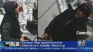 Second Suspect Questioned In Det. Simonsen's Death [Video]