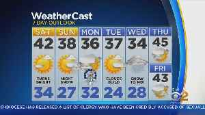 New York Weather: CBS2 2/16 Weekend Forecast at 9AM [Video]