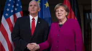 Vice President Mike Pence Rebukes European Allies Over Iran And Venezuela [Video]