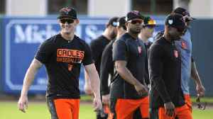 Baltimore Orioles outfielder Austin Hays talks about his recovery from injury [Video]