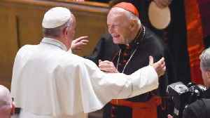 News video: Pope Defrocks Former Cardinal McCarrick for Sexual Abuse