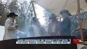 Whiskey Flat Days celebrates 62 years in Kernville [Video]