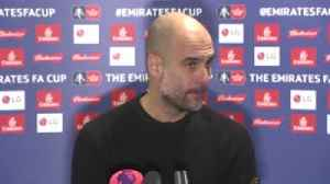 Alarm bell ends Pep's Newport presser! [Video]