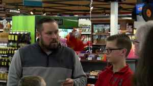 Shoppers surprised with random acts of kindness [Video]