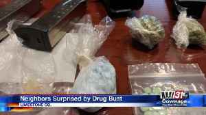 Neighbors Surprised by Drug Busts [Video]