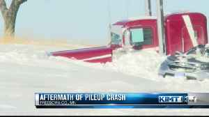 Dealing with the Aftermath of Pileup Crash [Video]