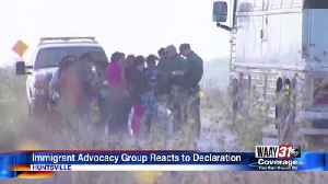 Immigrant Advocacy Group Reacts to Deceleration [Video]