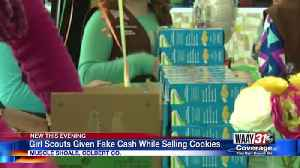 Girl Scouts Ripped Off By Counterfeit Money [Video]