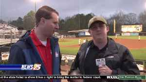 SOUTHERN MISS BEN WADDLE LIVE [Video]