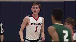 Heritage in State Basketball Tourney [Video]