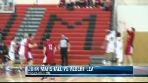Prep basketball highlights from Southern Minnesota; Hurt goes for 40 [Video]