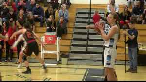 Pleasant Valley girls advance to Division 3 semi-finals [Video]
