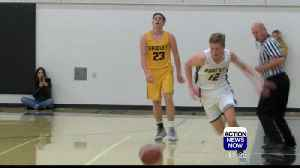 Paradise High basketball team defeats Gridley in playoffs [Video]