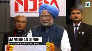Demonetisation, GST hurt employment opportunities: Manmohan Singh [Video]