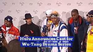 The Cast For Wu-Tang Series Announced By Hulu [Video]