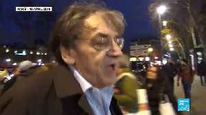 French politicians condemn anti-Semitic abuse of French intellectual during Yellow Vest protest [Video]