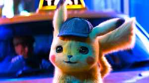 Pokémon: Detective Pikachu - Official 'Big' Trailer [Video]