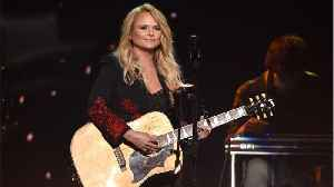 Singer Miranda Lambert Got Married For Valentine's Day [Video]