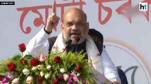 BJP won't let Assam become another Kashmir: Amit Shah [Video]
