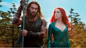 'Aquaman' Beats 'Batman V Superman' Sales At Box Office [Video]