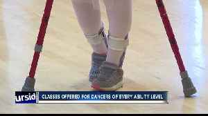 Classes offered for dancers of every ability level [Video]