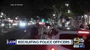 Valley law enforcement looking for recruits [Video]