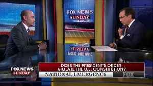 Fox News' Chris Wallace Nails Stephen Miller On National Emergencies [Video]