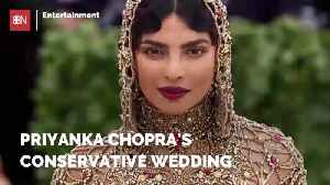 Nick And Priyanka Had 2 Very Different Weddings [Video]