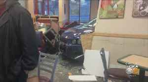 Couple Seeks Nurse Who Offered Comfort After Car Crashed Into Arby's [Video]