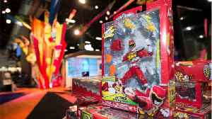 Hasbro's New Power Ranger Toy Collection Revealed [Video]