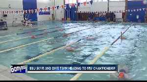 Boise State Swim and Dive team headed to Mountain West Championships [Video]