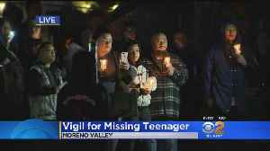 Vigil Being Held For Missing Moreno Valley Teen [Video]
