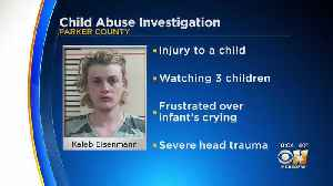 Infant Suffers Severe Head Trauma After Babysitter Watches Him [Video]