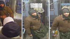 Police Looking For Man Who Punched Pregnant Woman On CTA Train [Video]