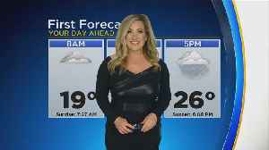 First Forecast This Morning- Sunday February 17, 2019 [Video]