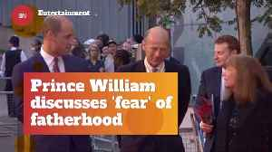Prince William Initially Had A Real Fear Of Becoming A Father [Video]