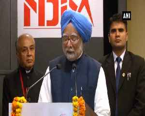 Employment opportunities have grievously suffered due to demonetisation GST Manmohan Singh [Video]