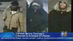 Group Beats And Robs Bronx Teen [Video]