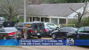 Mississippi Hostage Standoff Ends With 4 Dead [Video]