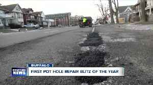 Buffalo Department of Public Works looks to put the