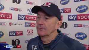 Pulis rues missed chances despite win [Video]