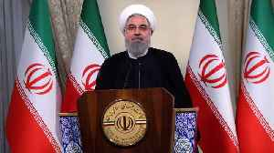 Rouhani Says Iran Ready to Improve Ties With Gulf States [Video]