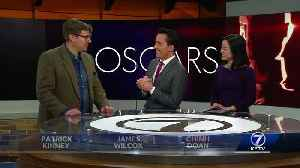 Oscars preview - Leading Actor and Actress [Video]