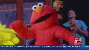 Sesame Street Comes To Madison Square Garden [Video]