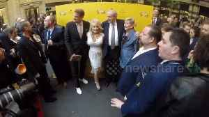 Dolly Parton atttends press night of '9 To 5 The Musical' at London's Savoy Theatre [Video]