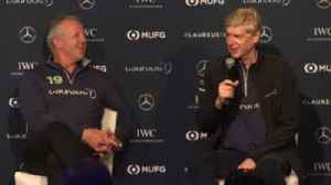 Wenger unsure over future [Video]