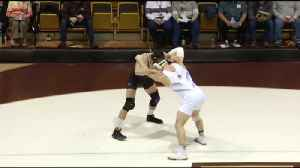 No. 21 vs. no. 25 Army Wrestling Highlights [Video]