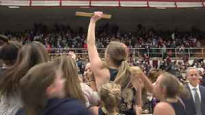 Prep Girls Hoops: Central Noble, Northfield Fall in Semi-State [Video]
