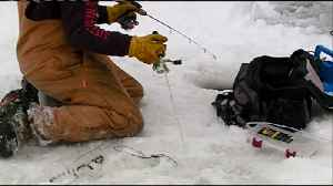 Ice fishing tournament brings high school students from all over Wisconsin to La Crosse [Video]